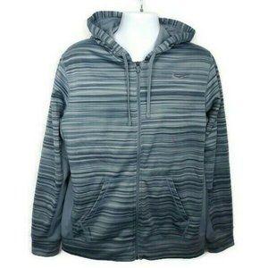 Nike Mens Therma Fit Full Zip Hooded Track Jacket